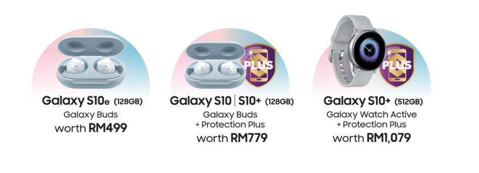 Galaxy S10 Jerayawara