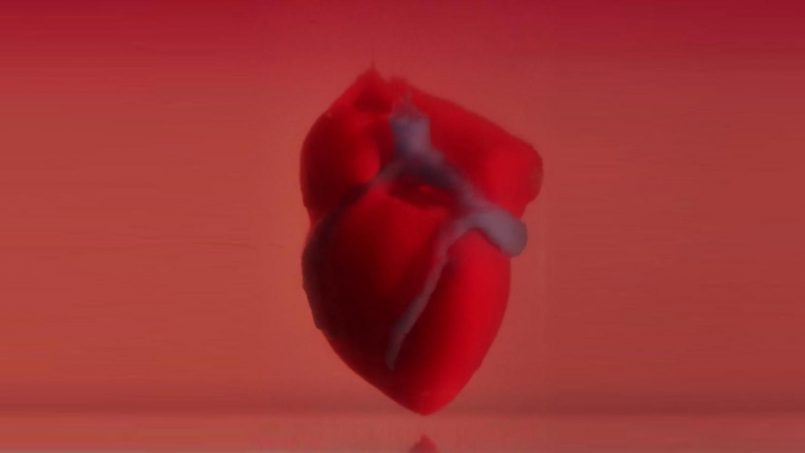 Jantung Cetakan 3D Yang Menggunakan Sel Manusia Berjaya Dihasilkan