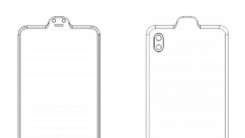 Xiaomi Mempatenkan Rekaan Peranti Dengan Takuk Kamera Terkeluar
