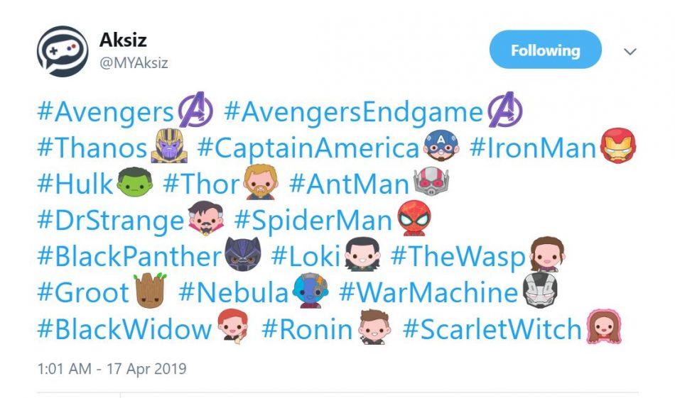 Aksiz Avengers