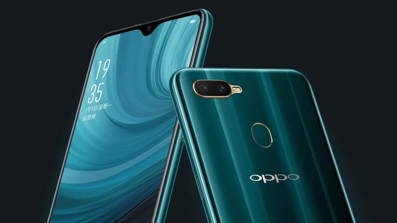 Oppo A7n Diumumkan – Oppo A5s Dengan Penambahbaikan Spesifikasi