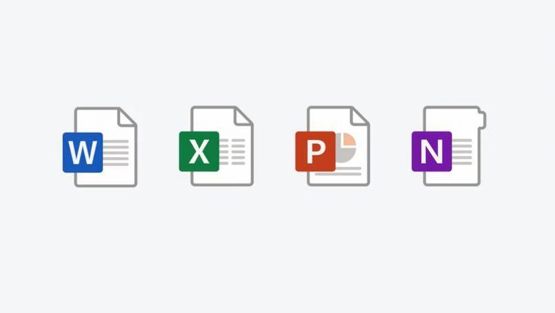 Microsoft Memperlihatkan Sejumlah Ikon Baru Untuk Digunakan Pada Fail Dokumen Microsoft Office