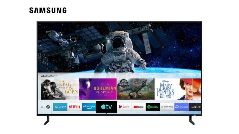 Samsung Tiada Perancangan Menghentikan Penggunaan Tizen Pada Televisyen Pintar