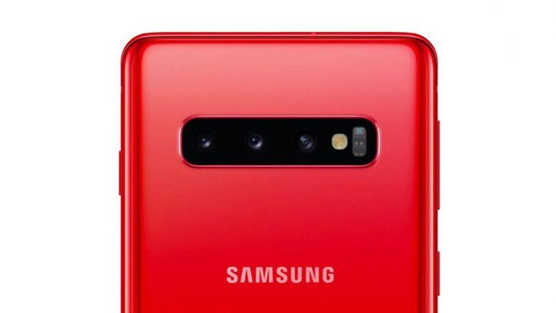 """Samsung Menambah Sokongan Seakan """"Slofie"""" Pada Samsung Galaxy S10"""