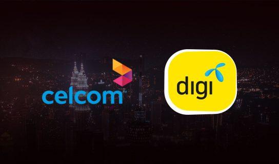 Celcom Dan Digi Dilaporkan Menyambung Kembali Perbincangan Untuk Bergabung