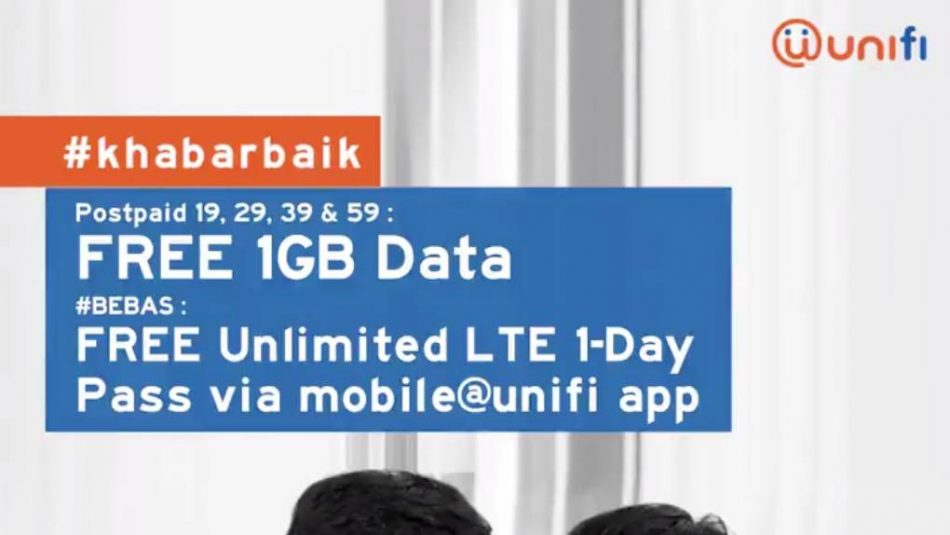 Unifi Mobile 1GB