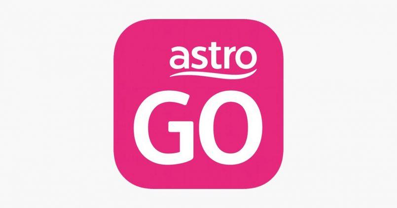 Astro Go Ialah Perkhidmatan Penstriman Video Nombor Satu Negara