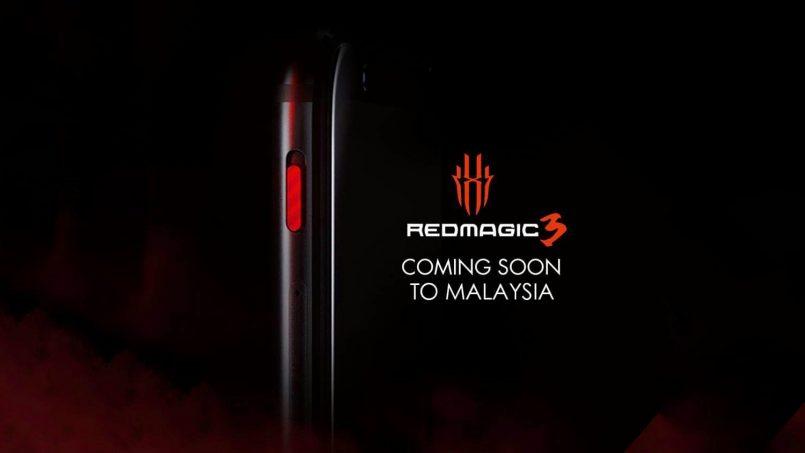 Nubia Red Magic 3 Bakal Hadir Ke Pasaran Malaysia Tidak Lama Lagi