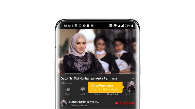 Shazam Untuk Android Kini Boleh Mengecam Lagu Yang Dimainkan Dari Dalam Peranti