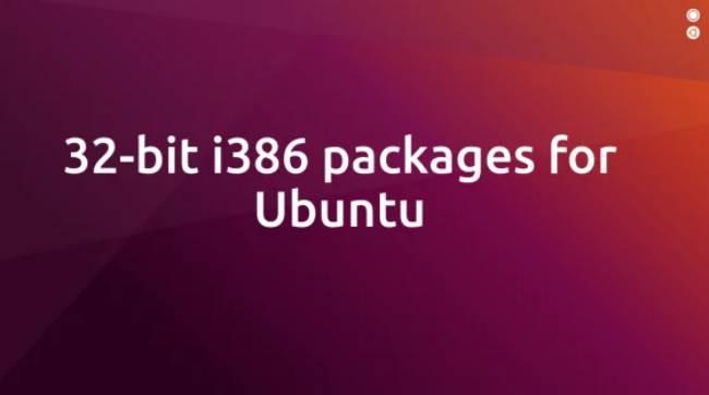 Ubuntu 32-bit