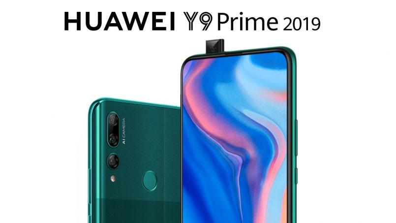 Huawei P Smart Z Akan Dijual Di Malaysia Sebagai Huawei Y9 Prime 2019