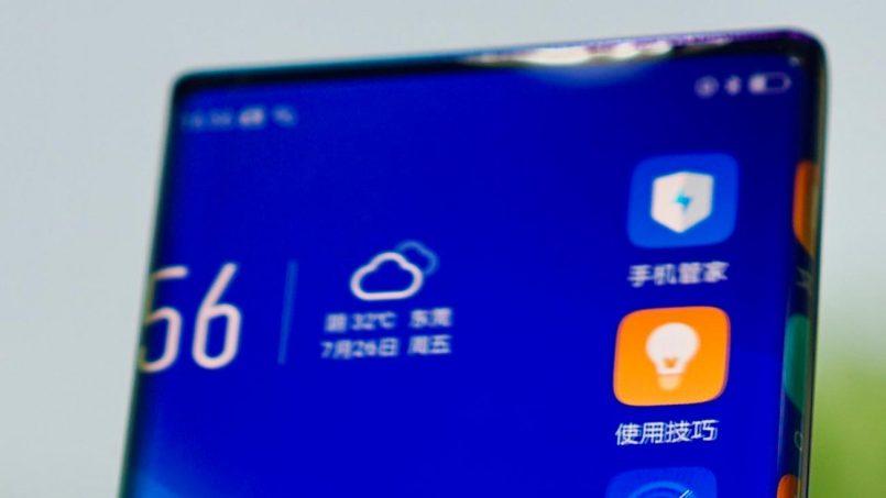 Oppo Memperlihatkan Prototaip 'Waterfall Screen' Dengan Paparan Pada Sisi Peranti