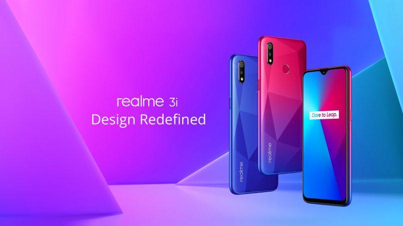 Realme 3i Dilancarkan Untuk Pasaran India – Sebuah Realme 3 Dengan Rekaan Lebih Premium