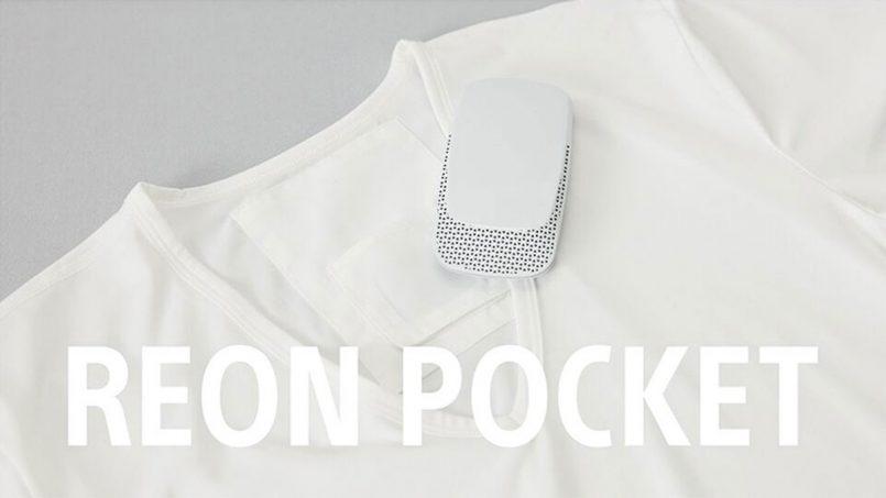 Sony Melancarkan Reon Pocket – Alat Pendingin Hawa Dalam Baju