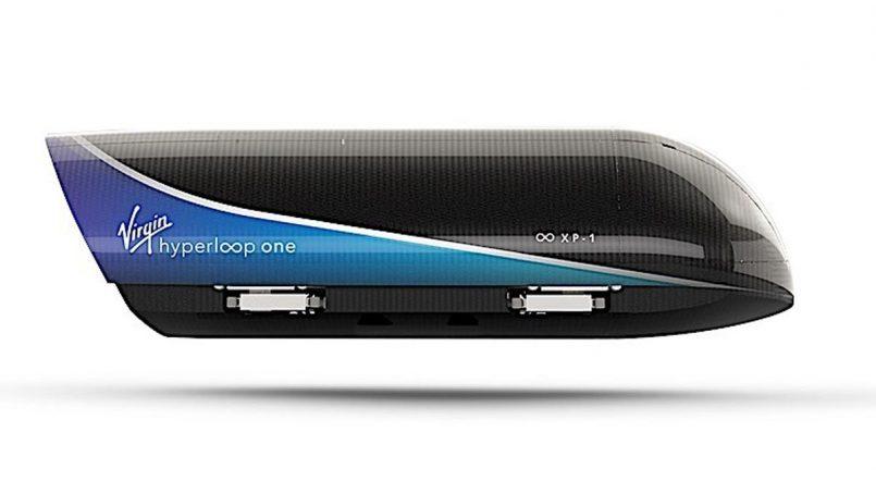 Virgin Hyperloop Berjaya Melakukan Ujian Pertama Dengan Penumpang Manusia