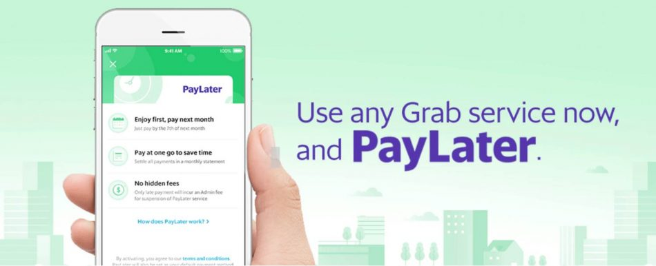 Grab Pay Later