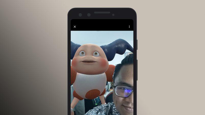 Swafoto 'Playground' Kini Boleh Dilakukan Pada Google Pixel 3a XL