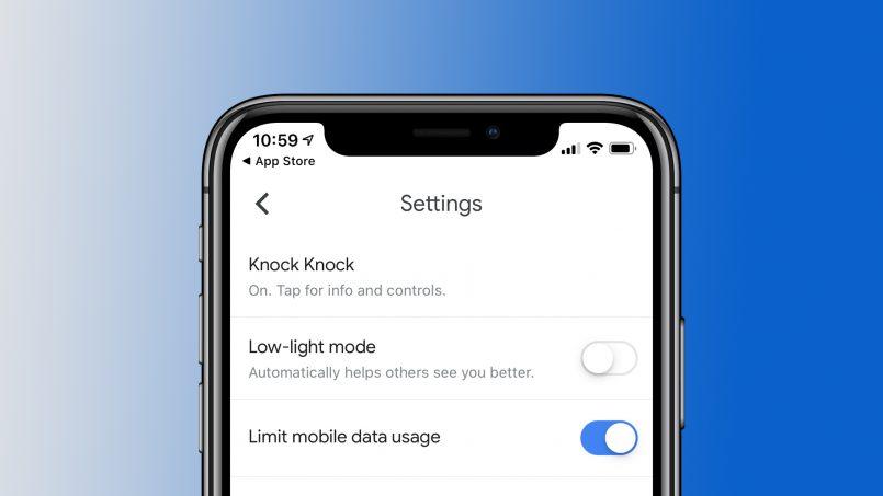 Google Duo Kini Hadir Dengan Mod Panggilan Video Untuk Keadaan Cahaya Yang Malap
