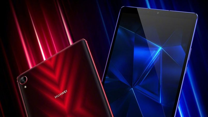 Huawei MediaPad M6 Turbo Edition Dilancarkan – Tablet Gaming Dengan Bateri 7 Jam PUBG Tanpa Henti