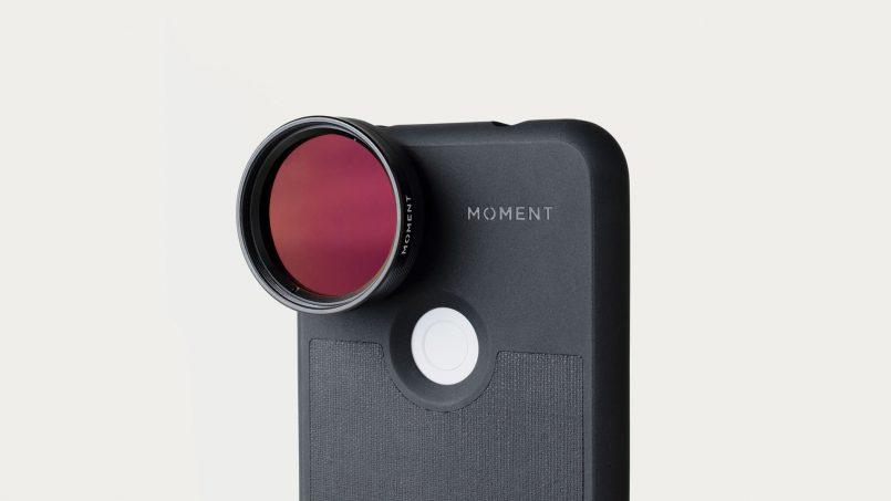 Moment Melancarkan Penuras Lensa Cine 37mm Untuk Peranti Android Dan iPhone