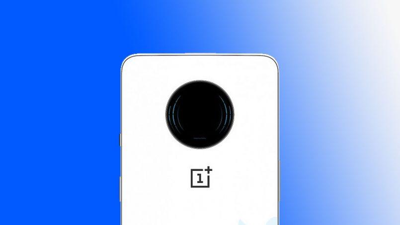 Imej Lakaran OnePlus 7T Pro Tertiris – Hadir Dengan Rekaan Kamera Berbentuk Bulat