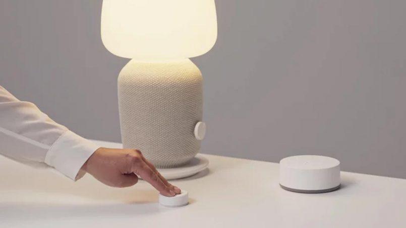 Alat Kawalan Untuk Speaker Pintar IKEA Symfonisk Diperlihatkan
