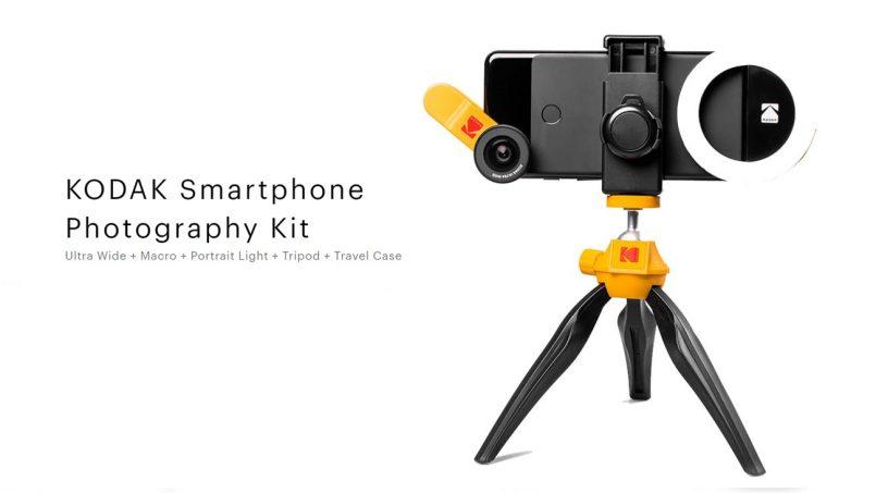 Kodak Melancarkan Aksesori Untuk Peminat Fotografi Telefon Pintar