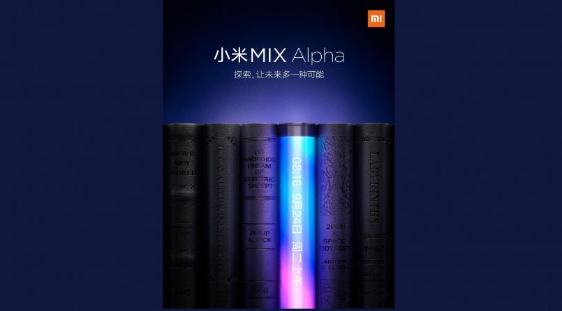 Mi Mix Alpha Belum Dijual, Tetapi Xiaomi Sudah Mempatenkan Peranti Skrin Menyeluruh Yang Lain