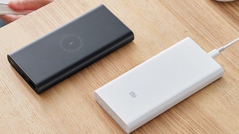 Xiaomi 10000mAh Wireless Power Bank Youth Adalah Power Bank Dengan Pengecasan Nirwayar Xiaomi Yang Murah