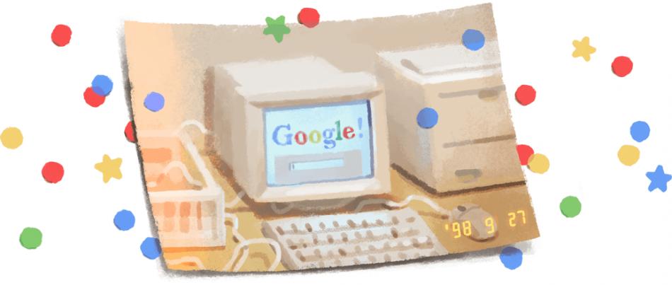 Google 21 Tahun