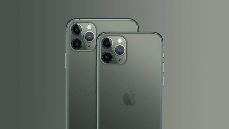 Rangkaian 4G Pada iPhone 11 Pro Dan iPhone 11 Pro Max Adalah 13% Lebih Pantas Dari iPhone XS