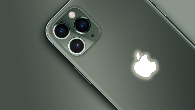 Apple Merancang Untuk Mengimplementasikan Lampu LED Pada Logo Apple Untuk iPhone