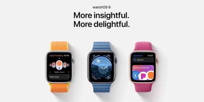 watchOS 6 Stabil Turut Boleh Dimuat Turun – Terhad Kepada Apple Watch Series 4 & 3 Sahaja