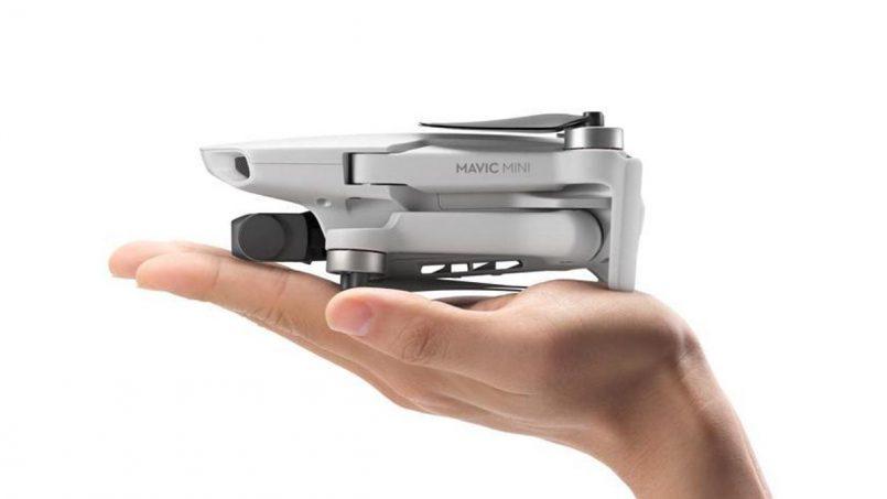 DJI Mavic Mini Kini Rasmi – Dron 249 Gram Sebesar Telapak Tangan