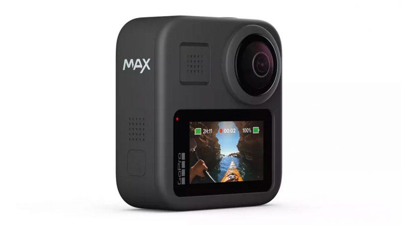 GoPro MAX Turut Dilancarkan Dengan Kemampuan Rakaman Video 360 Darjah