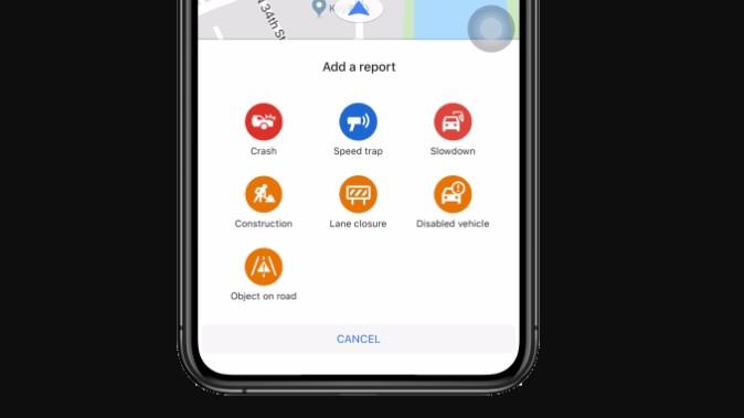 Google Maps Menambah Sokongan Seakan Waze – Boleh Melaporkan Kemalangan & Perangkap Kelajuan