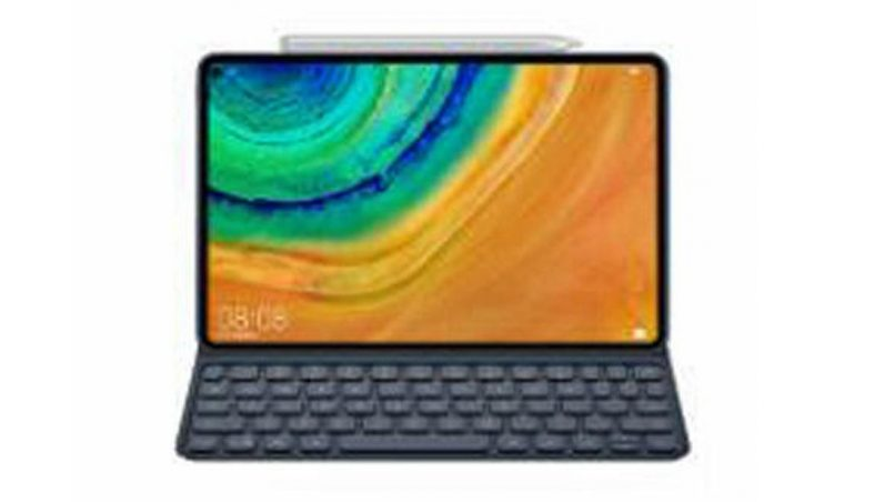 Rekaan Huawei MediaPad M7 Tertiris – Tablet Pertama Dengan Lubang Kamera Pada Skrin