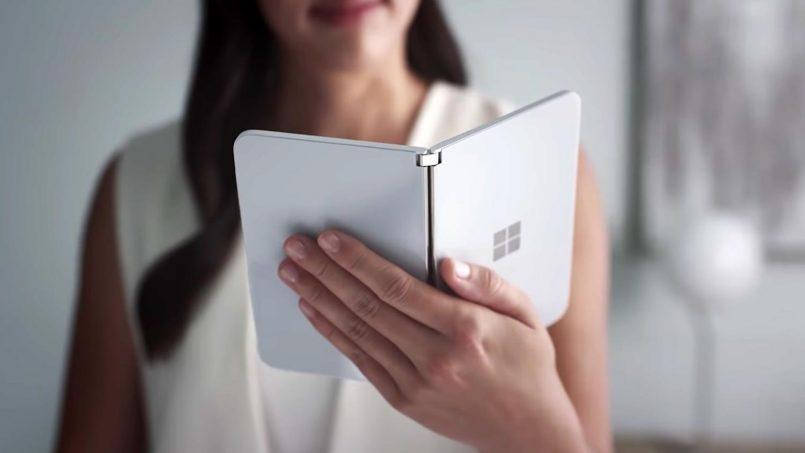 Microsoft Sudah Memulakan Pembangunan Untuk Surface Duo Generasi Kedua