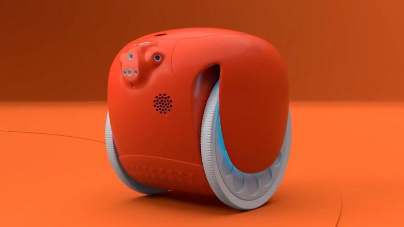 Piaggio Gita – Robot Khadam Yang Mengangkat Barangan Ketika Membeli Belah