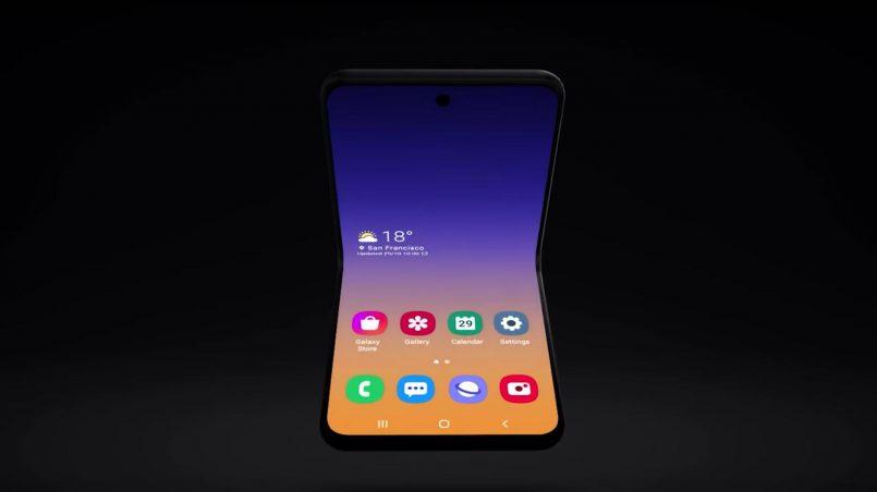 Samsung Galaxy Fold 2 Mungkin Akan Dilancarkan Sebagai Galaxy Bloom