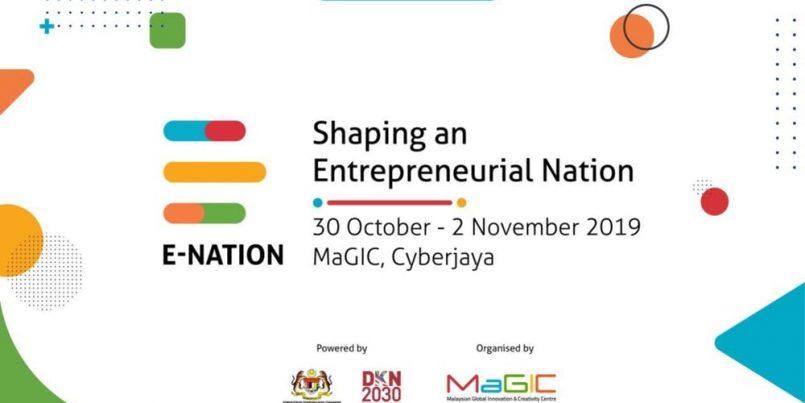 MaGIC Melancarkan E-Nation – Simposium Yang Membentuk Negara Keusahawanan