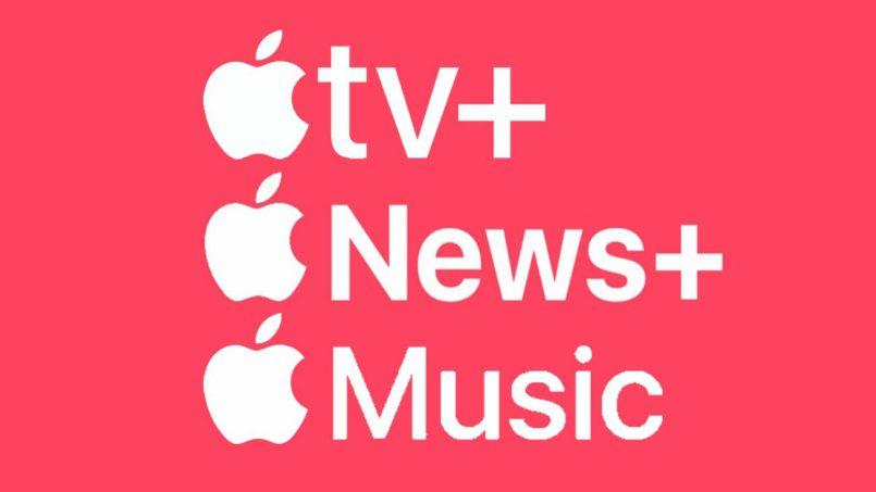 Apple Mungkin Menawarkan Berkas Langganan Apple TV+, News+ Dan Music