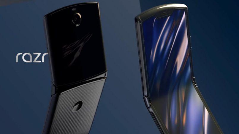 Spesifikasi Motorola Razr 5G Kini Tertiris Di Arena Web