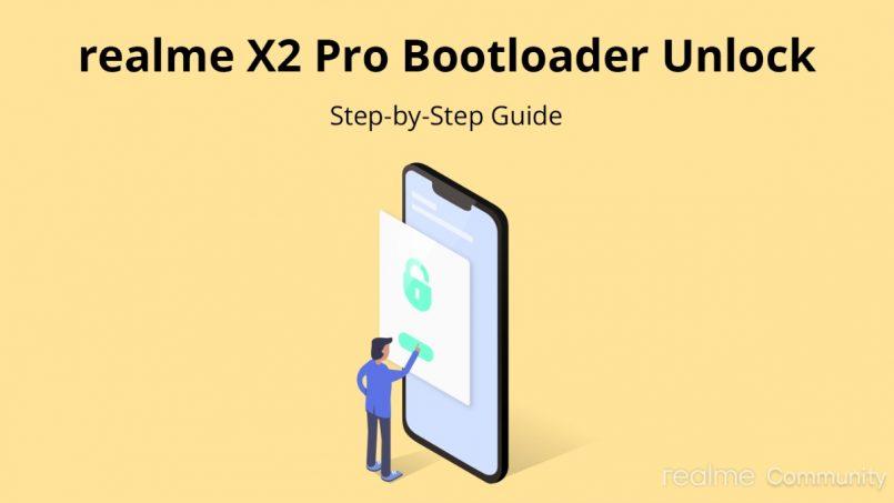 Realme Menerbit Tutorial Rasmi Untuk Menyahkunci Bootloader Realme X2 Pro