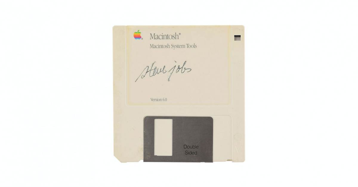 Cakera Liut Steve Jobs