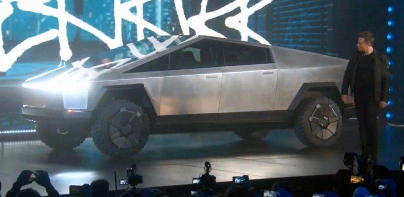 Tesla Cybertruck Ialah Trak Kalis Peluru Dengan Jarak Operasi Sehingga 800KM