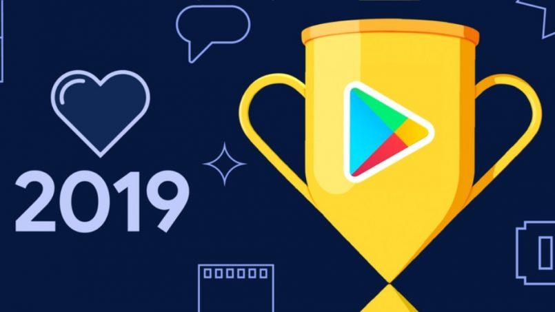 Ini Adalah Pemenang Bagi Aplikasi/Permua/Buku/Filem Terbaik Di Play Store Untuk Tahun 2019