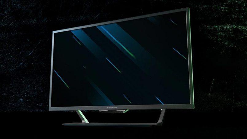 Monitor Acer Predator CG437K Dengan Resolusi 4K HDR Ditawarkan Pada Harga RM4699
