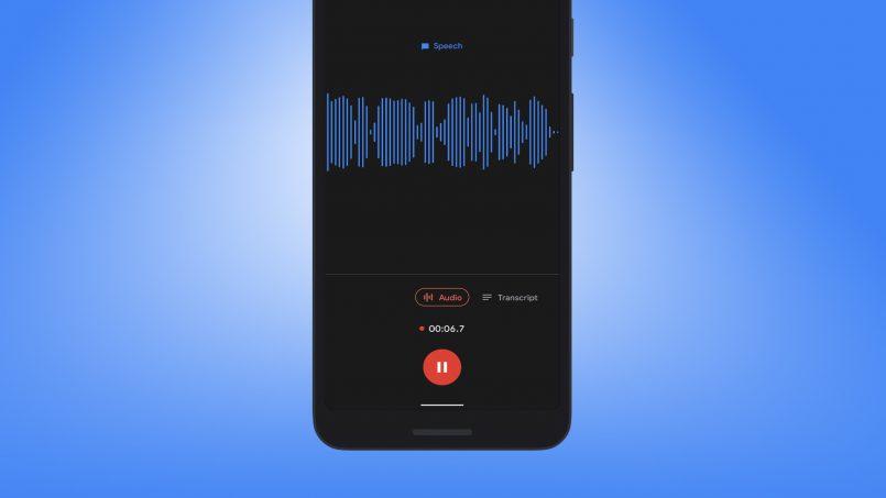 Aplikasi Perakam Suara Pintar Pixel 4, Kini Hadir Untuk Semua Pixel Lama