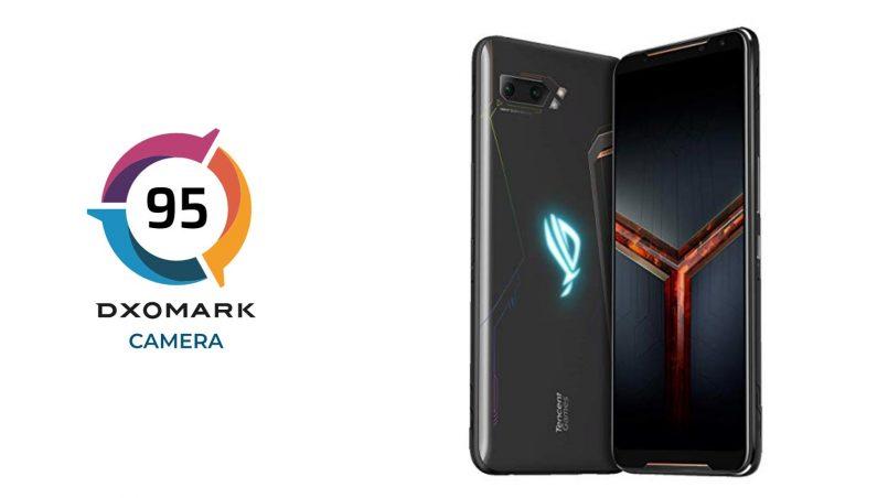Asus ROG Phone 2 Premium Menerima Skor 95 DXOMark – Lebih Baik Berbanding iPhone 8 Plus